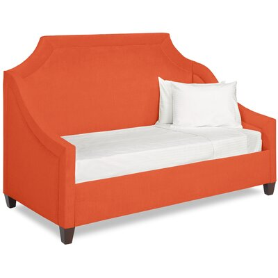 Dreamtime Daybed Color: Tangelo, Size: Twin XL