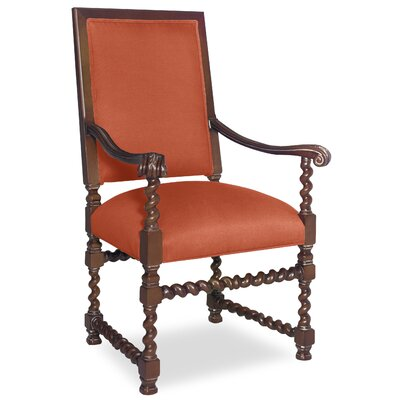 Divine Jordan Dining Chair Upholstery: Me Tangerine