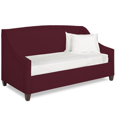 Dreamtime Daybed with Mattress Size: Twin XL, Color: Merlot