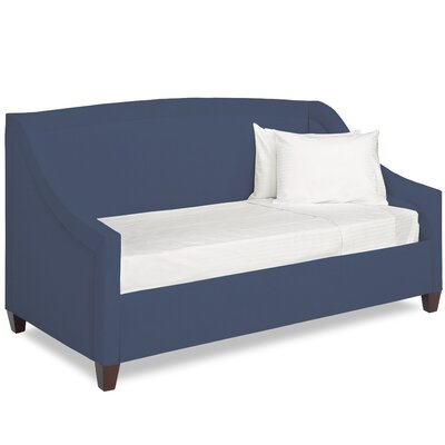 Dreamtime Daybed with Mattress Size: Twin XL, Color: Navy