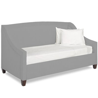 Dreamtime Daybed with Mattress Size: Twin, Color: Pewter