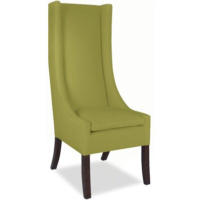 Divine Kevin Arm Chair Upholstery: Me Pear
