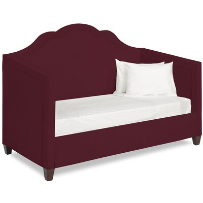 Dreamtime Daybed with Mattress Size: Twin, Color: Merlot