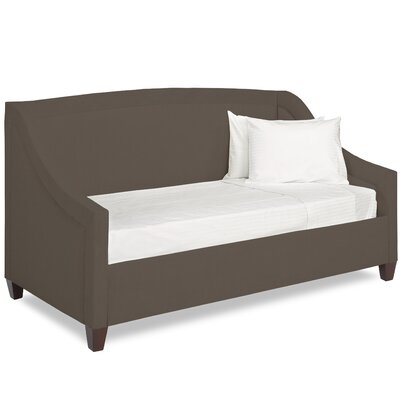 Dreamtime Daybed with Mattress Size: Twin, Color: Truffle