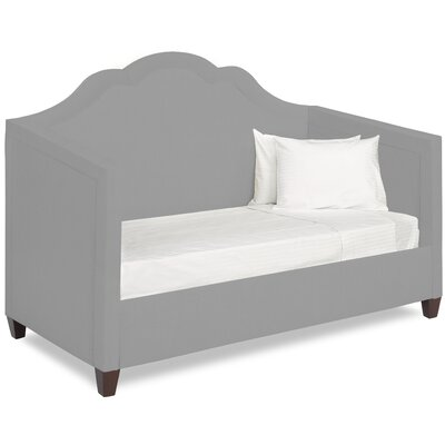 Dreamtime Daybed Color: Pewter, Size: Twin