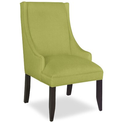 Divine Lorrie Lane Arm Chair Upholstery: Me Pear
