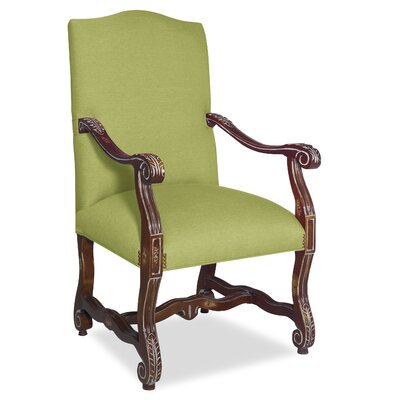 Divine Catherine Arm Chair Upholstery: Found Hemlock