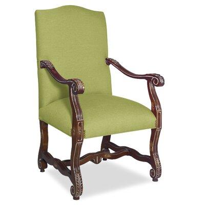 Divine Catherine Arm Chair Upholstery: Found Hemlock