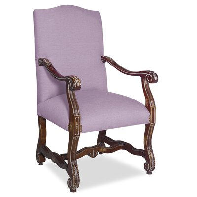 Divine Catherine Arm Chair Upholstery: Found Lilac
