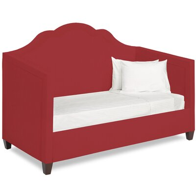 Dreamtime Daybed with Mattress Size: Twin, Color: Cherry