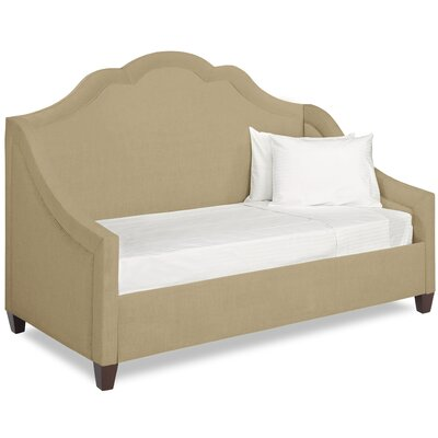 Dreamtime Daybed with Mattress Size: Twin, Color: Stone