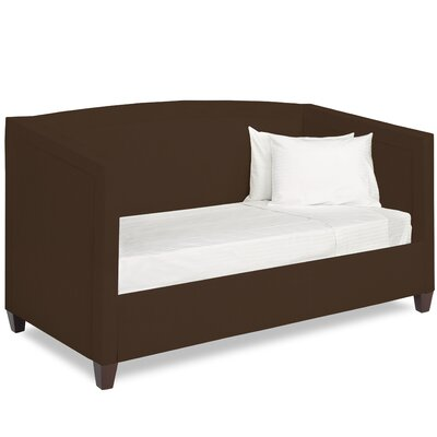 Dreamtime Daybed with Mattress Size: Twin XL, Color: Chocolate