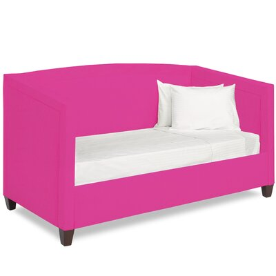 Dreamtime Daybed Color: Fuchsia, Size: Twin XL