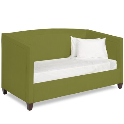 Dreamtime Daybed with Mattress Size: Twin, Color: Grass
