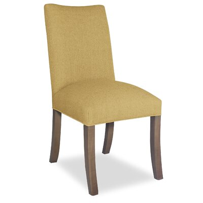 Divine Joshua Parsons Chair Upholstery: Found Old Gold
