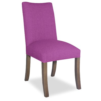 Divine Joshua Parsons Chair Upholstery: Found Radiant Orchid