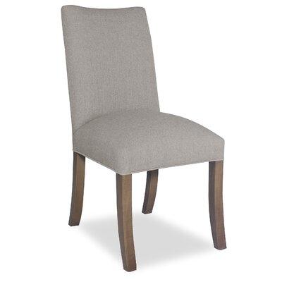 Divine Joshua Parsons Chair Upholstery: Me Gravel