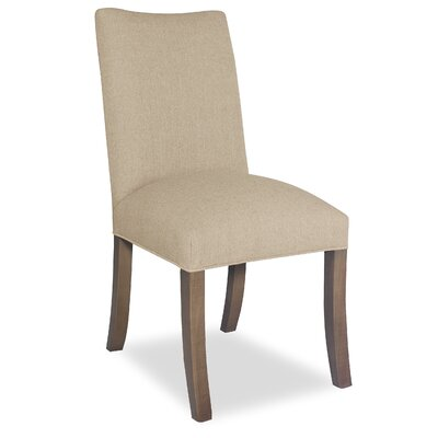 Divine Joshua Parsons Chair Upholstery: Me Linen