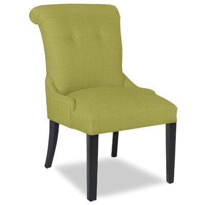 Divine Vanessa Dining Chair Upholstery: Me Pear