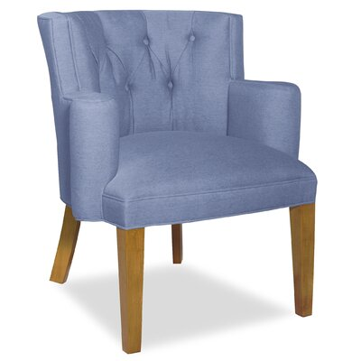 Divine Ginny Arm Chair Upholstery: Found Air