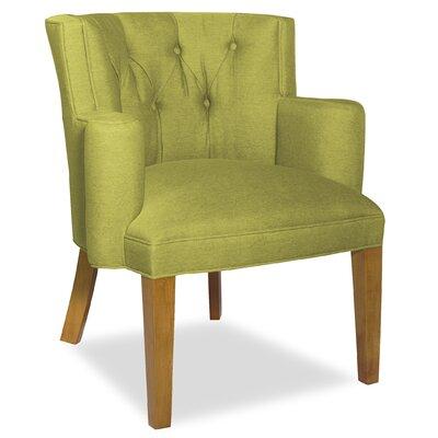 Divine Ginny Arm Chair Upholstery: Found Hemlock C-1721(Found Hemlock)