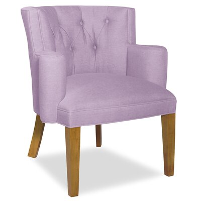Divine Ginny Arm Chair Upholstery: Found Lilac