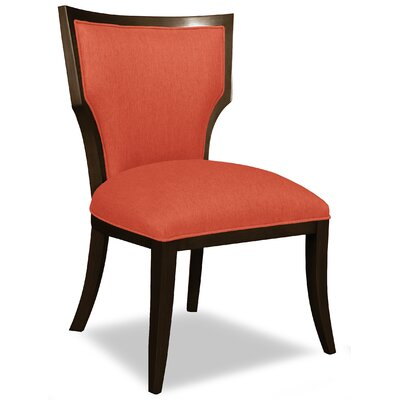 Divine Ashley Side Chair Upholstery: Me Tangerine