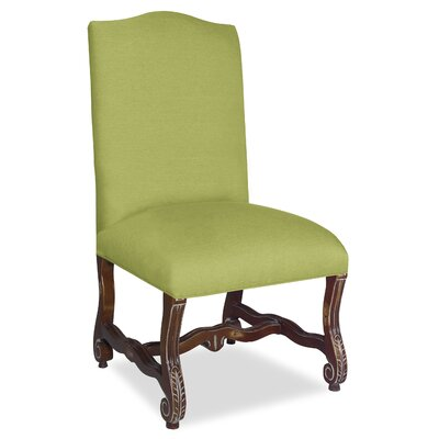 Divine Catherine Parsons Chair Upholstery: Found Hemlock