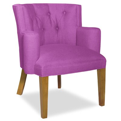 Divine Ginny Arm Chair Upholstery: Found Radiant Orchid