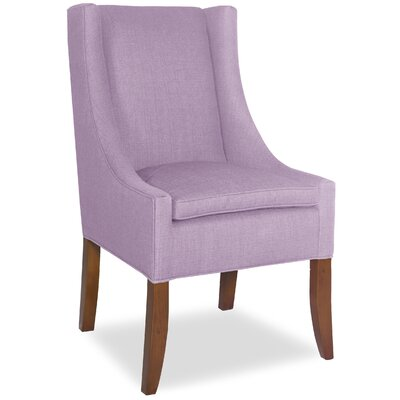 Divine Ted Parsons Chair Upholstery: Found Lilac