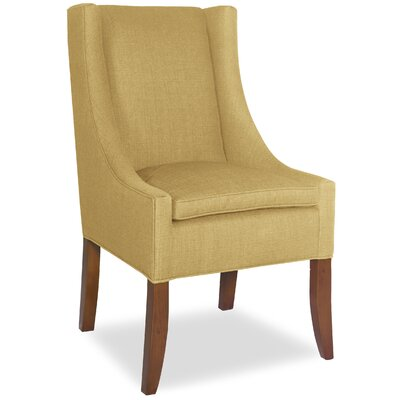Divine Ted Arm Chair Upholstery: Found Old Gold