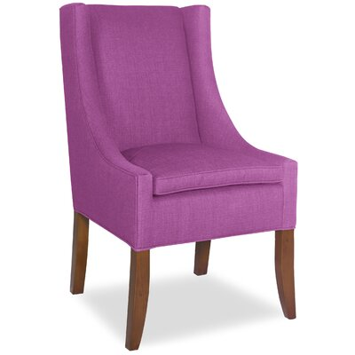 Divine Ted Arm Chair Upholstery: Found Radiant Orchid