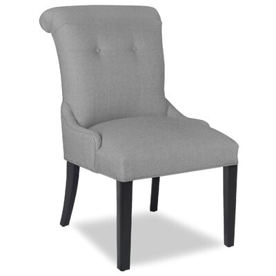Divine Vanessa Arm Chair Upholstery: Me Gravel