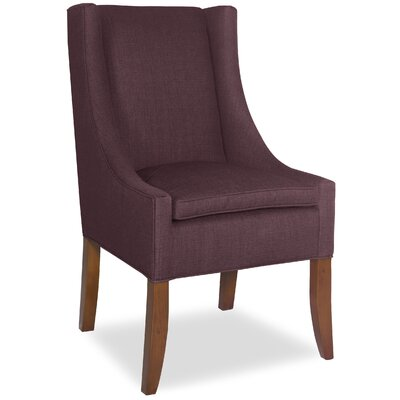 Divine Ted Arm Chair Upholstery: Me Chestnut
