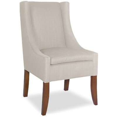 Divine Ted Arm Chair Upholstery: Me Cream
