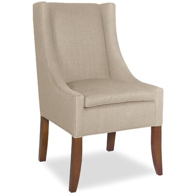 Divine Ted Arm Chair Upholstery: Me Linen
