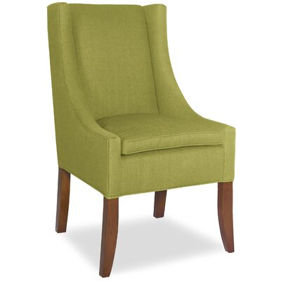 Divine Ted Parsons Chair Upholstery: Me Pear