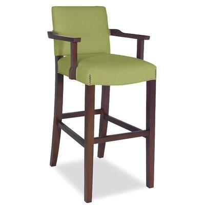 Divine Bar Stool Upholstery: Found Hemlock BS-1220(Found Hemlock)