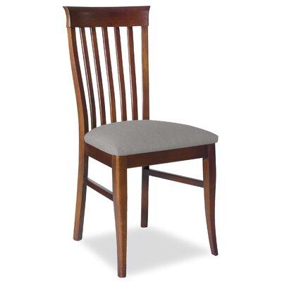 Divine Daniel Side Chair Upholstery: Me Gravel