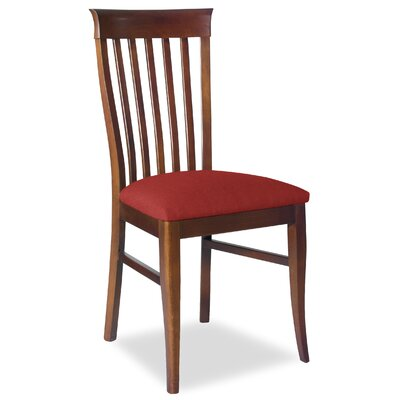 Divine Daniel Side Chair Upholstery: Me Ruby