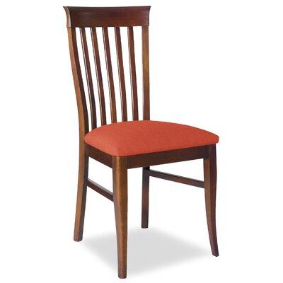 Divine Daniel Side Chair Upholstery: Me Tangerine