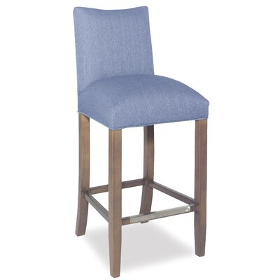 Divine Bar Stool Upholstery: Found Air