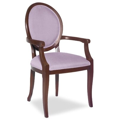 Divine Kayla Arm Chair Upholstery: Found Lilac