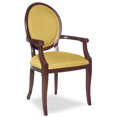 Divine Kayla Arm Chair Upholstery: Found Old Gold