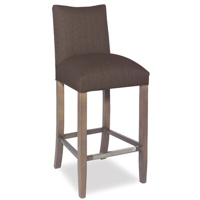 Divine Bar Stool Upholstery: Me Chocolate
