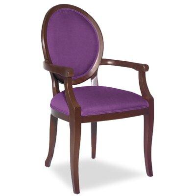 Divine Kayla Arm Chair Upholstery: Found Zantium
