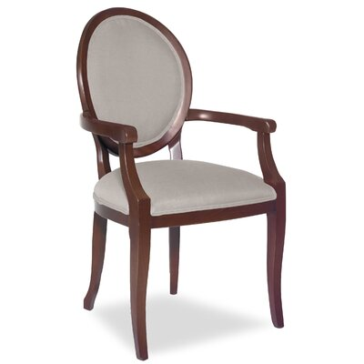 Divine Kayla Arm Chair Upholstery: Me Cream