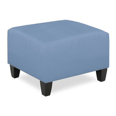 City Spaces Ottoman Upholstery: Sky