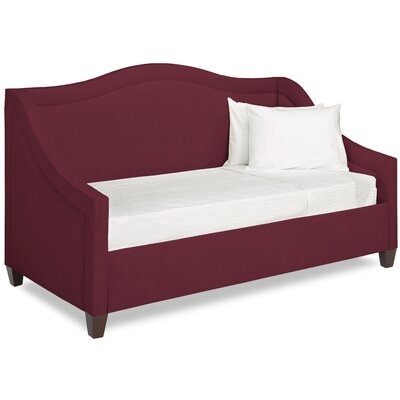 Dreamtime Daybed Size: Twin, Color: Merlot