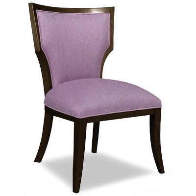 Divine Ashley Side Chair Upholstery: Found Lilac